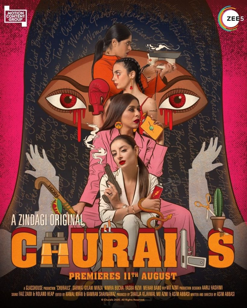 churails streaming Latest Update Of Churails Episodes,|churails web series|