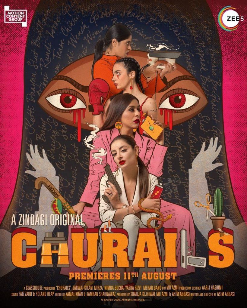 churails streaming Churails | A Zindagi Original | Churails web Series Episodes
