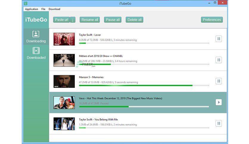 youtube video downloader app