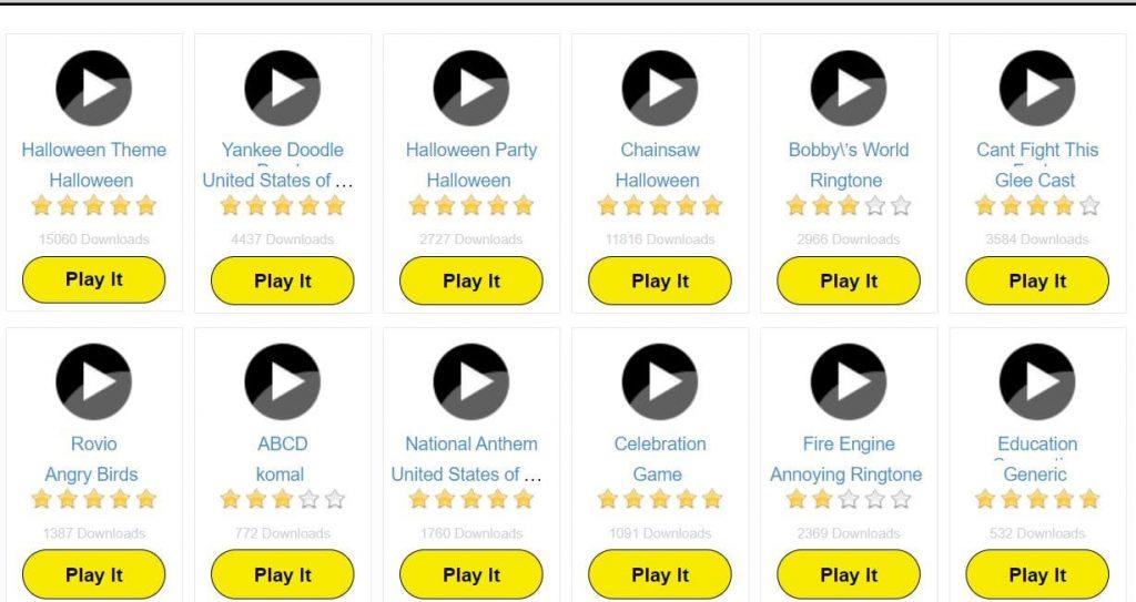 10 Killer Free Ringtone Download Websites [Working List]