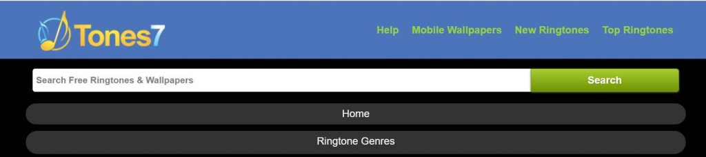 Free Ringtone Download Websites