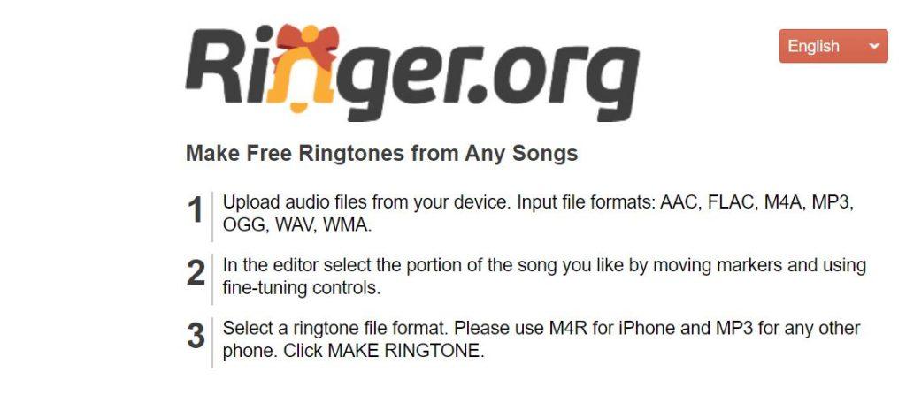 Free Ringtone Download Websites 1 1 List Of 9 Free Ringtone Downloads Websites [Working List]