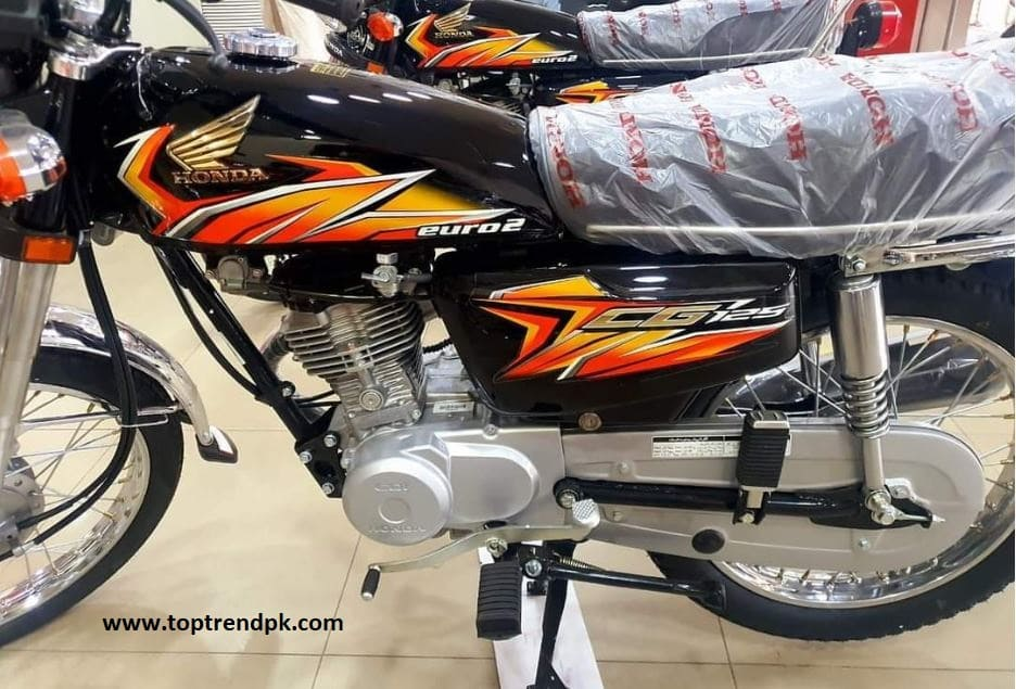 Honda 125 new model 2021 picture