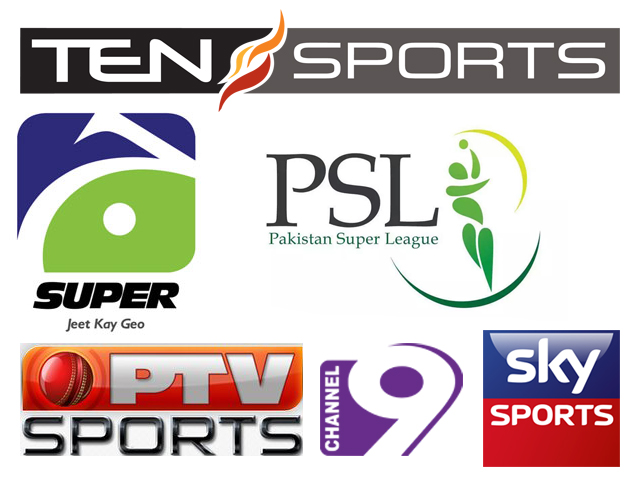 PSL live streaming channel 2020