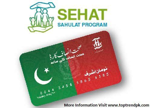 Sehat Insaf Card Complete Details