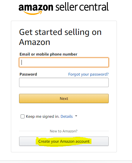How To Create Amazon Seller Account in Pakistan || Amazon Seller Account kaise Banaye