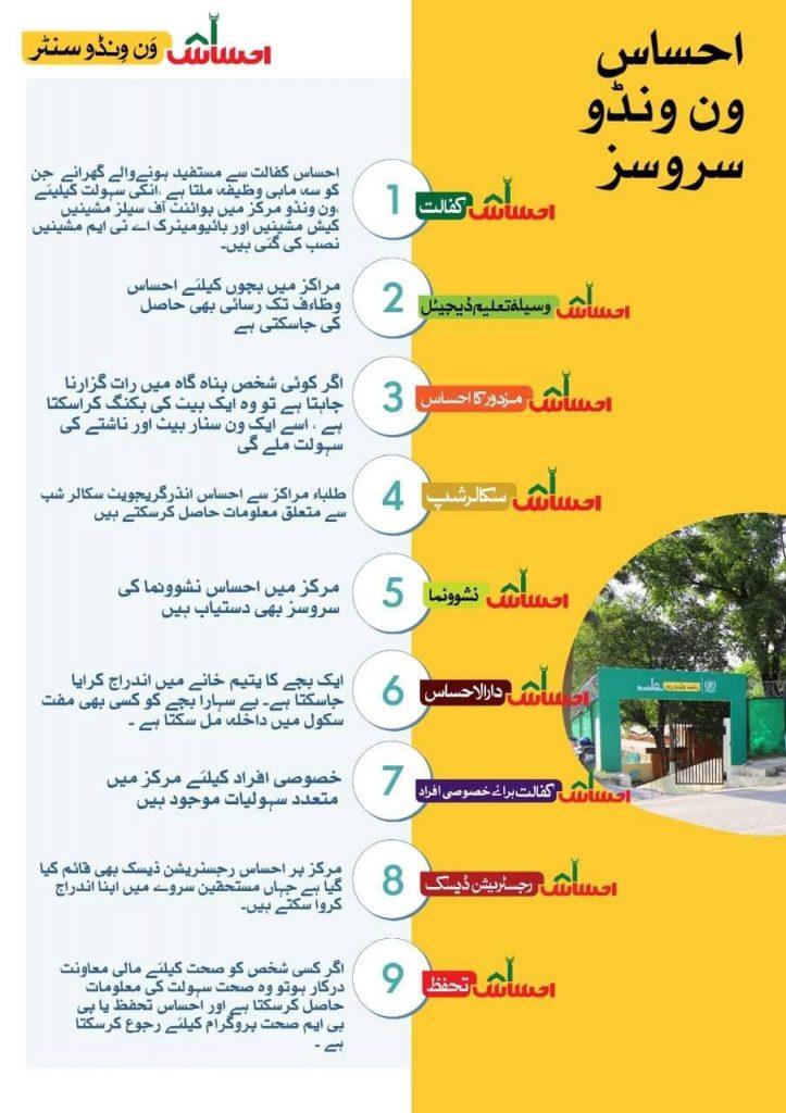 Ehsaas One Window Service Ehsaas Program Online Registration form 2021   Ehsaas nadra gov pk