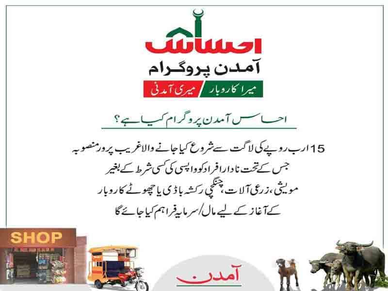 Ehsaas Amdan Program 2020 Apply Online Ehsaas Amdan Program Online Registration 2021 | Online Apply