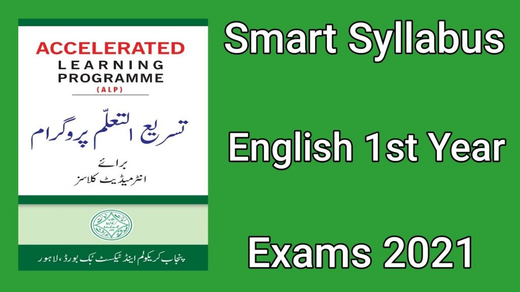 Smart Syllabus For 11th Class