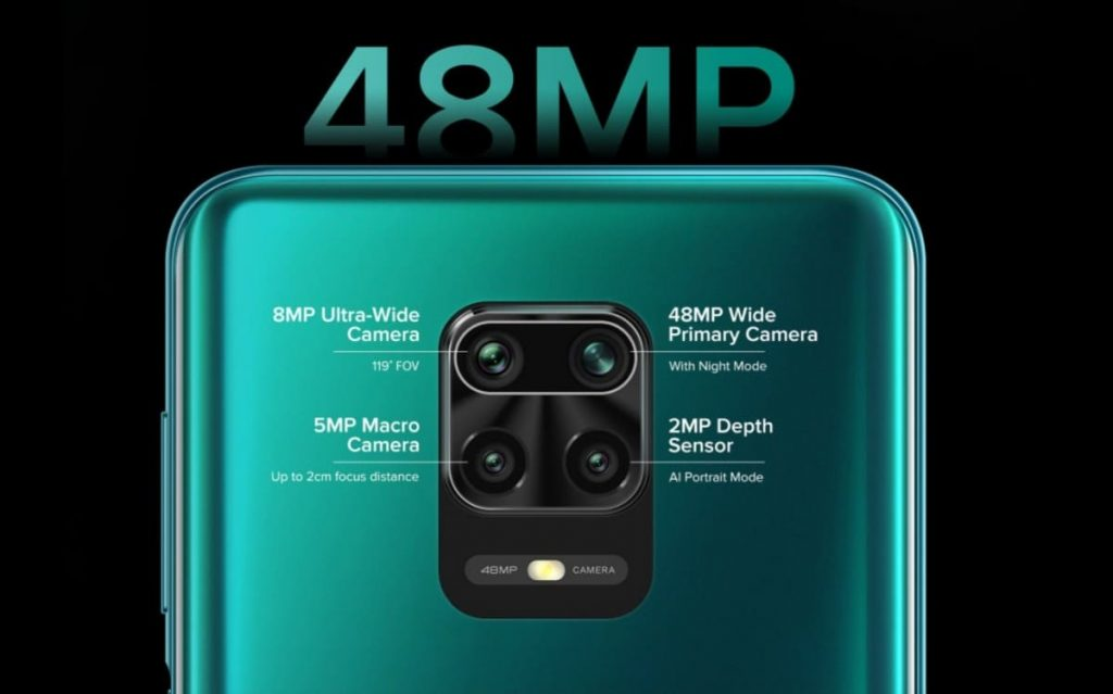 Redmi Note 10 lite Camera Features